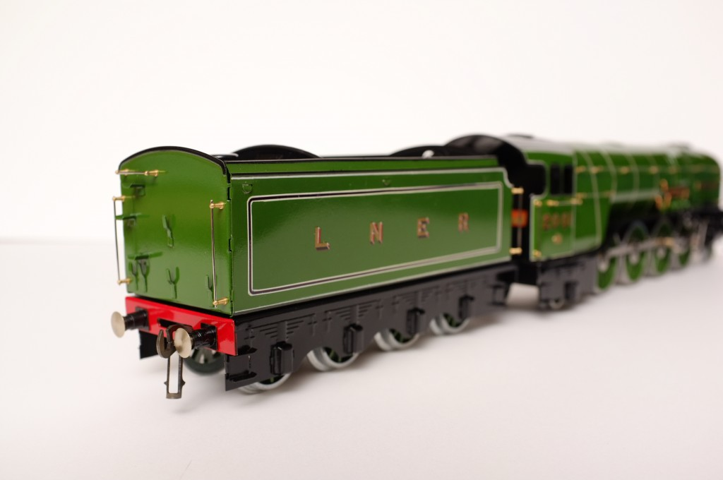 Fitzroy Loco Works tinplate O gauge Cock O' The North Prototype