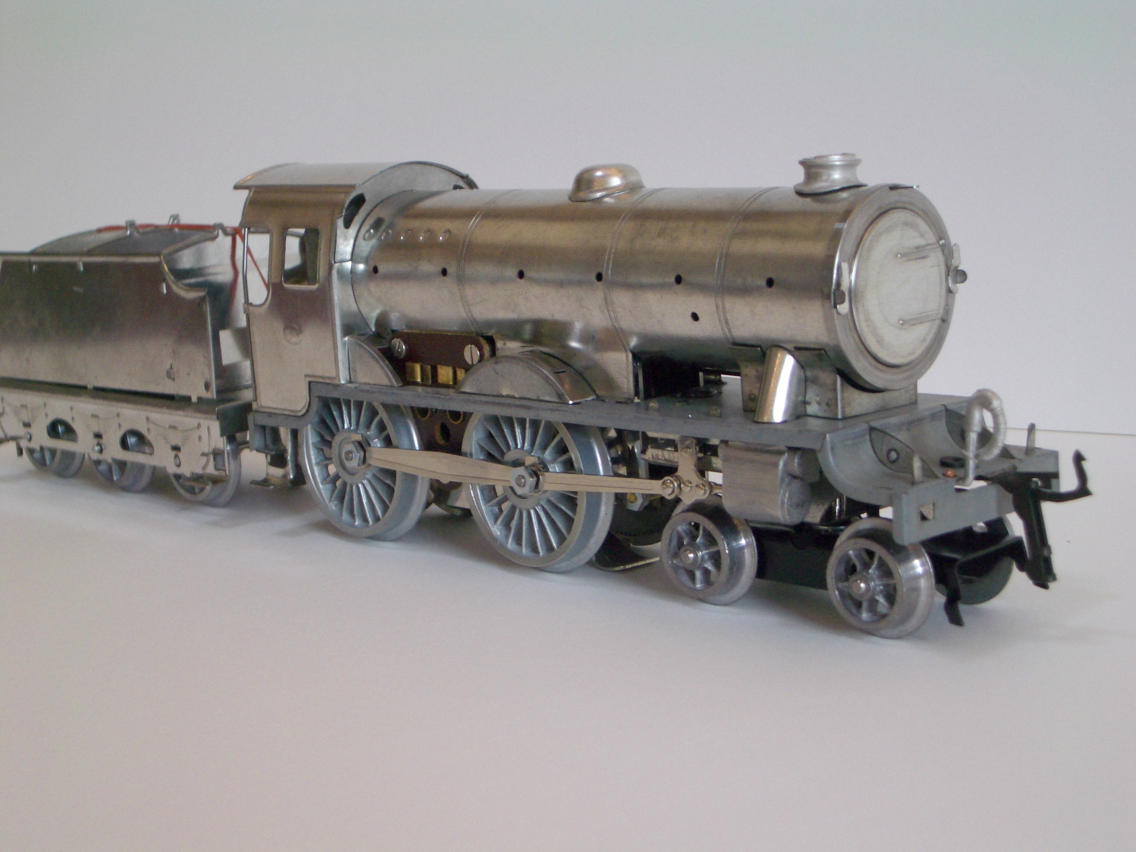 Fitzroy Loco Works O gauge tinplate reproduction Hornby SR schools class loco Eton