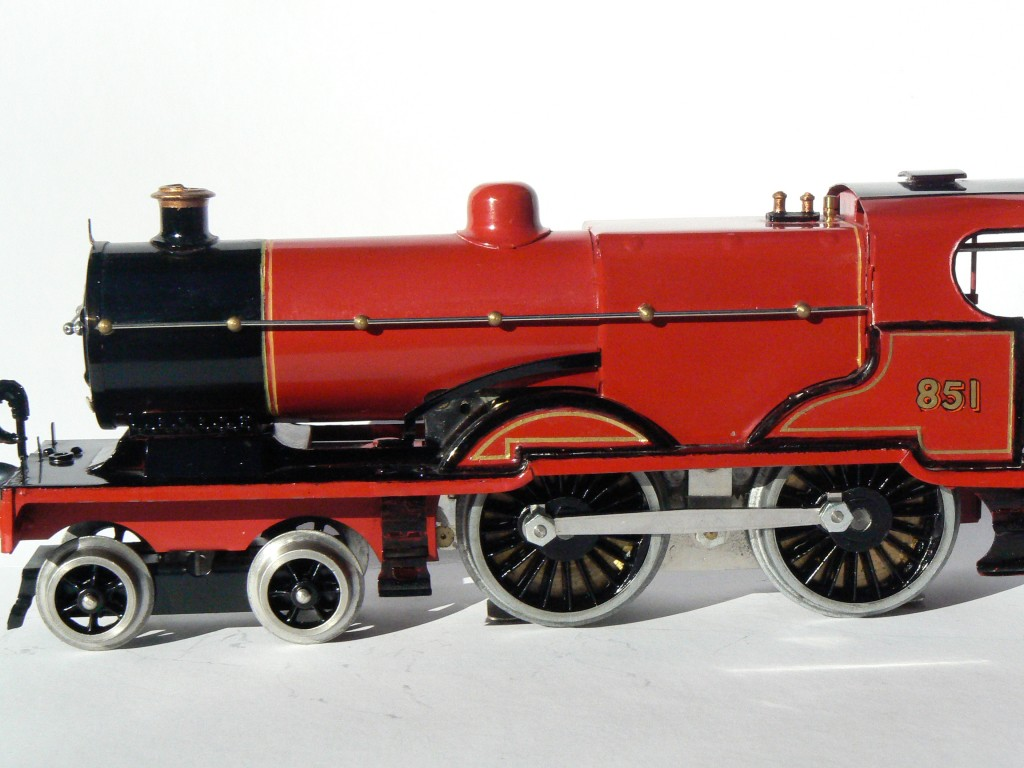 Fitzroy Loco Works O gauge reproduction Hornby 2P with 20V AC motor