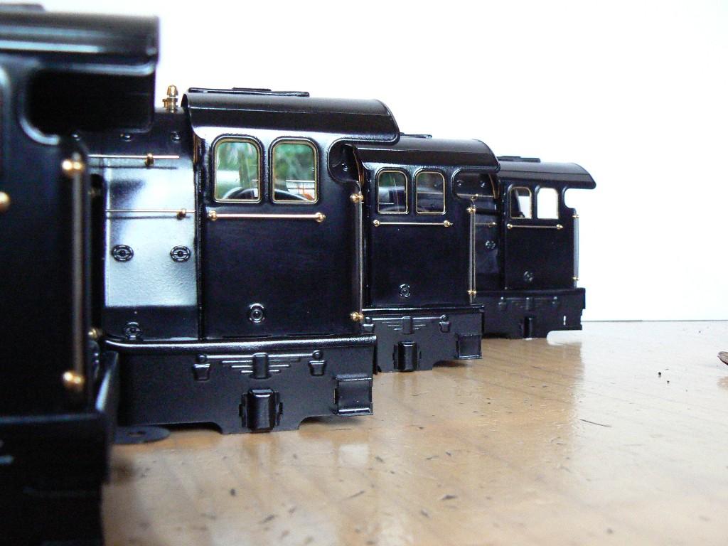 pressed tinplate cab details- Fitzroy Loco Works