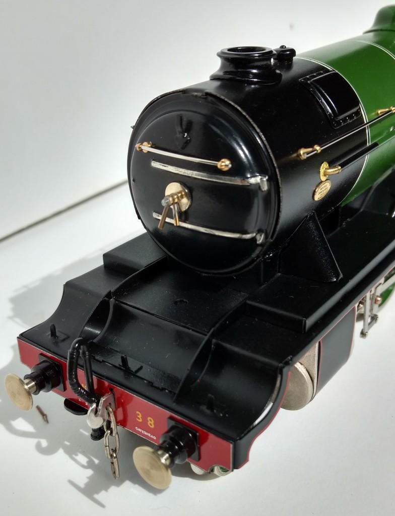 Firdaussi A3 loco by Fitzroy Loco Works