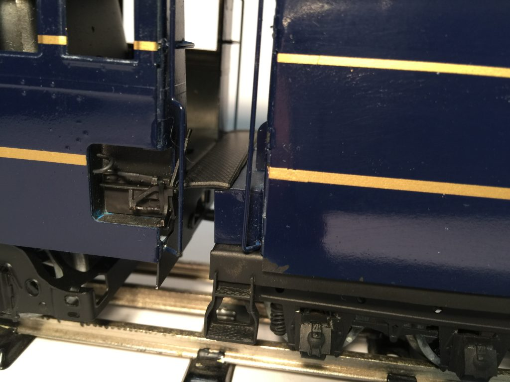 Fitzroy Loco Works Cab details